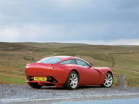 Tvr Tuscan R Tvr Tuscan R T 440r T 400r Typhon Specs 2000 2001