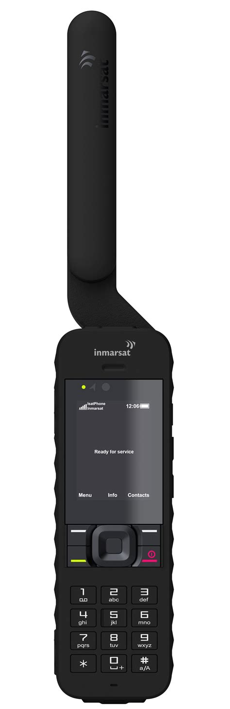 inmarsat isatphone  satellite phone deluxe package
