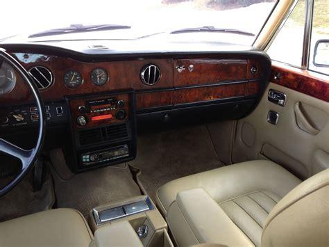 Rolls Royce Silver Shadow Interior by 1978 Rolls Royce Silver Shadow Interior Pictures Cargurus