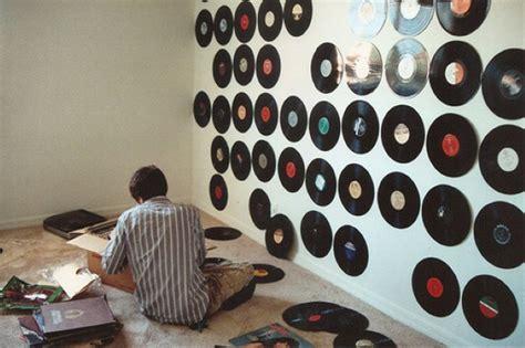 como decorar o quarto disco de vinil 22 dicas de decora 231 227 o disco de vinil