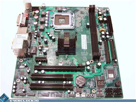 layout of pc motherboard xfx nforce 630i socket 775 matx motherboard motherboard