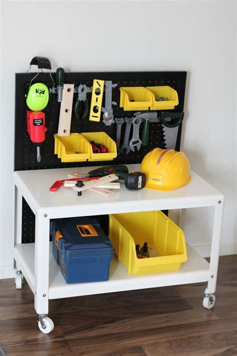 childrens work benches best 25 playroom bench ideas on pinterest kids storage