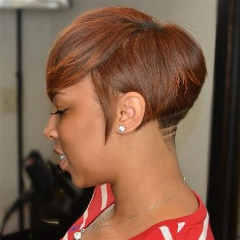 shaved back top is bob black women hair styles 20 best of short haircuts for black