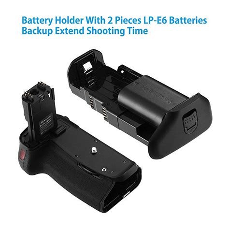 Battery Grip Canon Bg E9 High Grade Made In Taiwan For Eos 60d Free powerextra bg e9 vertical battery grip for canon eos 60d