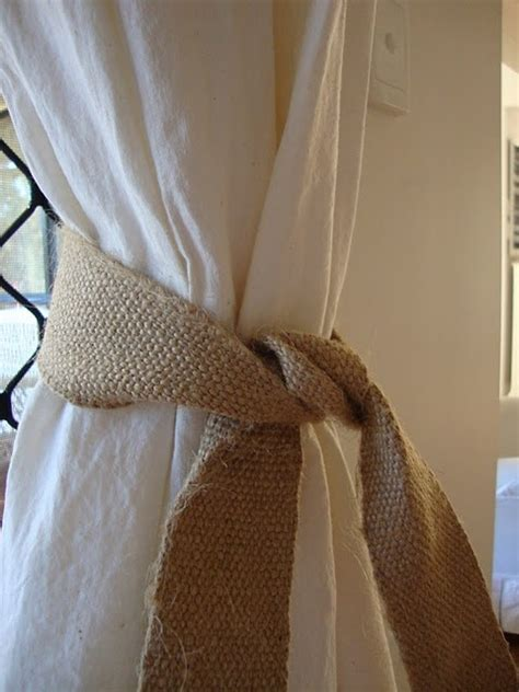 sheer burlap curtains top 25 ideas about white linen curtains on pinterest