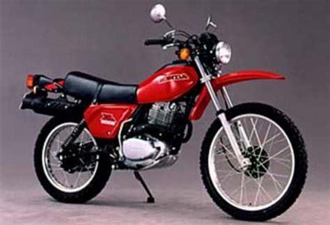 Honda Xl 600 R Aufkleber by Echappements Pour Honda Xl 500s Pd01 1979 1981 Motokristen