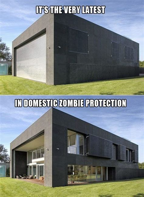 zombie house zombie proof if my husband sees this we are going to end