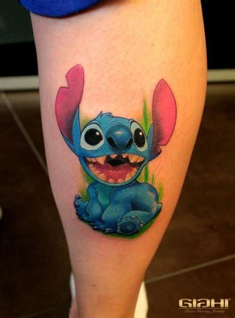 stitch ohana tattoo tattoos pinterest disney