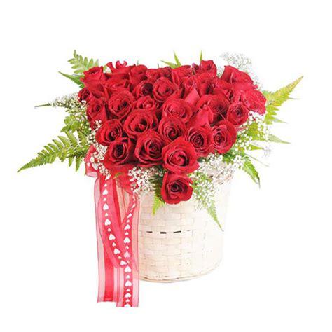 Mawar Hang Bouquet Warna Merah karangan bunga 2014 toko bunga murah jakarta