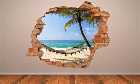 Wall Mural Posters vinilos 3d de pared groupon goods