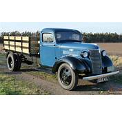 1938 Chevy Stakebed Truck