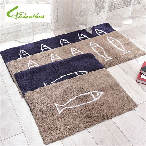 Bathroom Rugs Cheap Get Cheap Fish Bath Rugs Aliexpress Alibaba