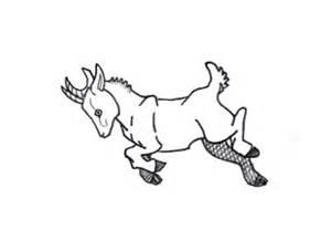 baby goat tattoo d tattoo inspiration pinterest