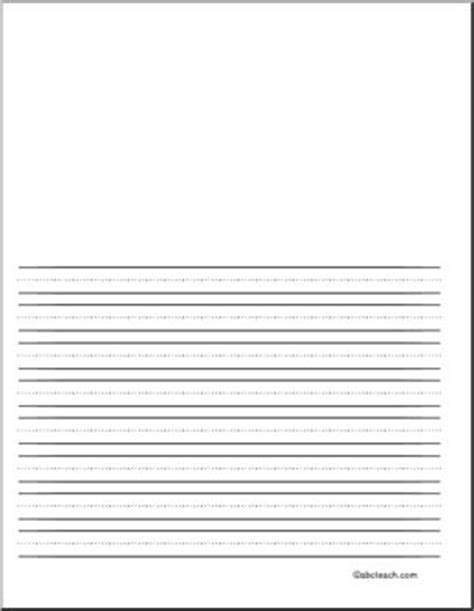 printable writing paper with space for drawing writing paper blank 48 pt portrait illustration space