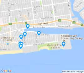 Map Of New York Beaches by Manhattan Beach New York Apartments For Rent And Rentals