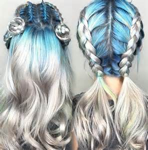 top 15 colorful hairstyles when hairstyle meets color