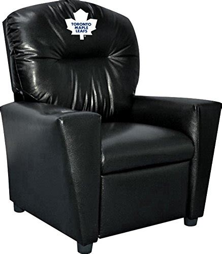 recliners toronto toronto maple leafs recliner maple leafs leather recliner