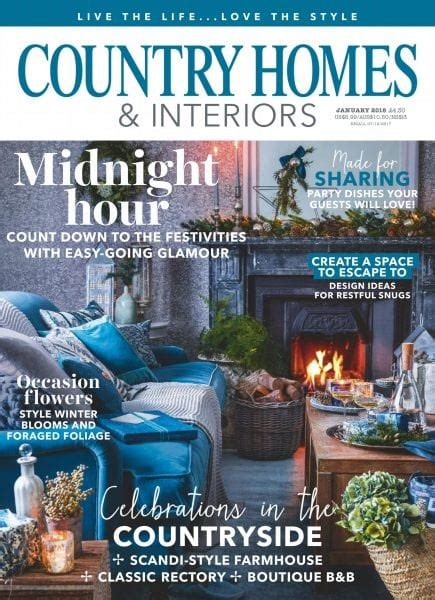 country homes interiors january 2018 pdf free