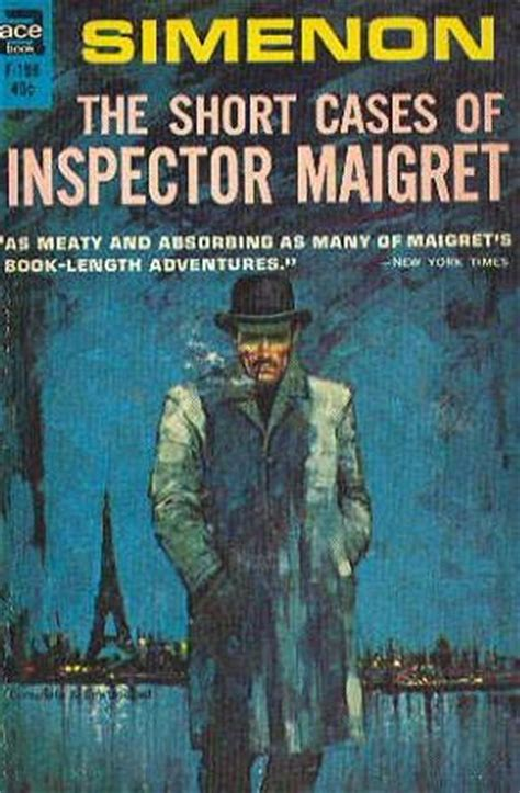 maigret s mistake inspector maigret books the cases of inspector maigret maigret omnibus by