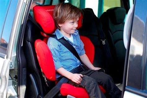 quando usare il test di quando usare il rialzo auto per bambini blogmamma it