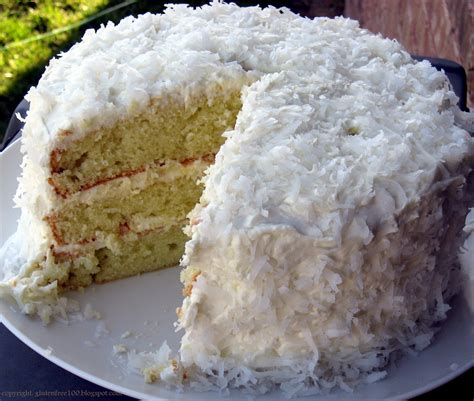 coconut cake icing gluten free 3 layer coconut cake with lemon cheese