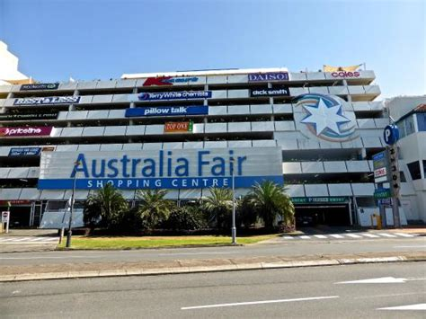 austrakia fair picture of australia fair shopping centre