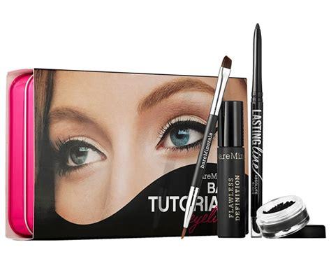 eyeliner tutorial kit bare minerals bare tutorials for easy quick looks