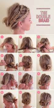 50 of the best diy braided hairstyles the how to crew