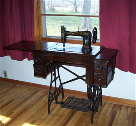 repurposed antique sewing machine leaving our trail non electric sewing machine mac cutting boards