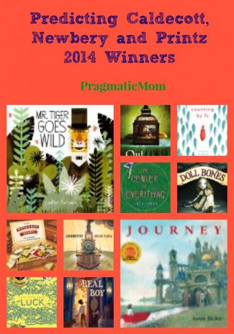 newbery picture books caldecott newbery and printz 2014 contenders pragmaticmom