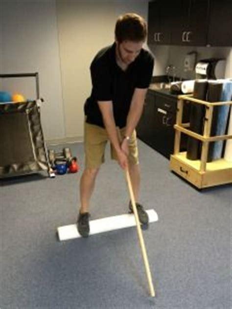 golf swing balance drills pinterest the world s catalog of ideas