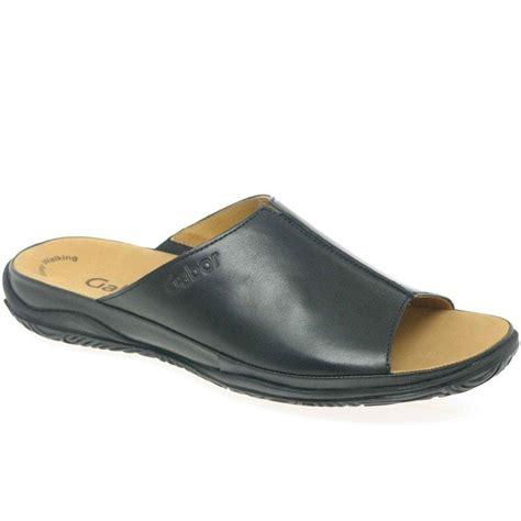 gabor comfort range gabor idol casual mules wide fit charles clinkard