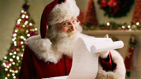 santa isnt    checking  list dental