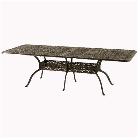 grand tuscany patio furniture dining set hanamint