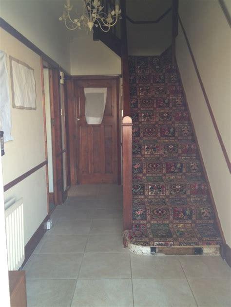 Paint Shades Of Grey by Dark Narrow Hallway Help Me Please