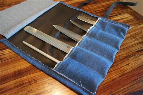 pattern for knife roll step by step how to make your own knife roll jess pryles