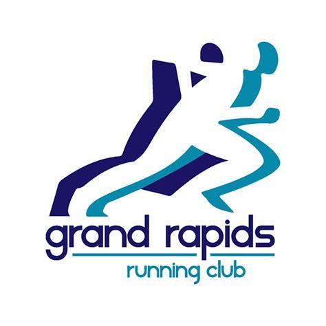 Design Logo Running | grand rapids running club on behance