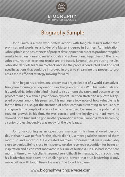 pattern in writing autobiography nice band bio template pattern resume ideas dospilas info