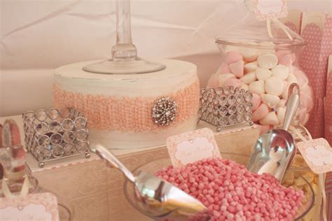 pink candy buffets bitsy bride