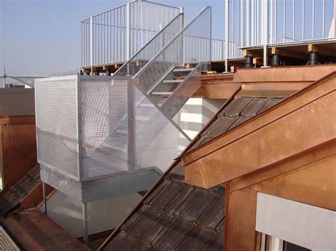 Treppen Mit Glasgeländer by Metallbau Tangemann Metallbau