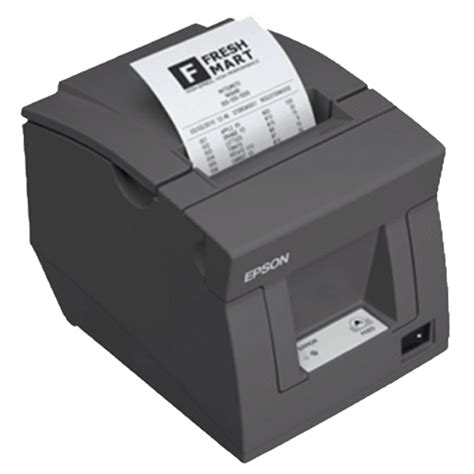 Printer Kasir Thermal Epson Tm T81 epson tm t81 thermal receipt printer black