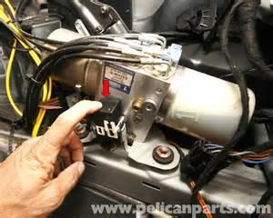 mercedes slk 230 vario top hydraulic service 1998 2004 pelican parts diy