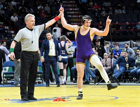 nys section 2 wrestling three section ii wrestlers win state titles times union