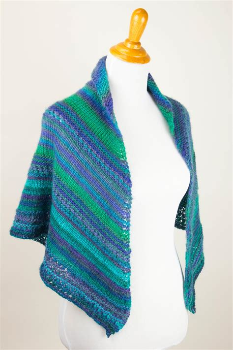 knitting prayer shawl pattern easy on the wings of a prayer shawl allfreeknitting