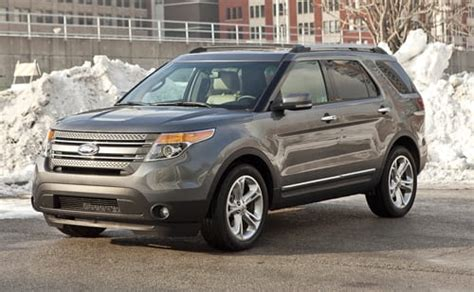 Ford Explorer Recall by Recall Alert 2011 Ford Explorer