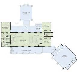 Modern Farmhouse Open Floor Plans House Plan 82085 At Familyhomeplans Com