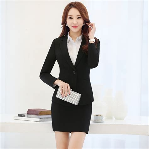 Skrit Rok Model Black Fashion Style Impor buy wholesale career skirt suits from china career
