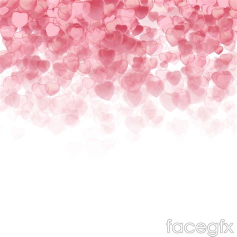 love pattern background vector pink light love background vector over millions vectors