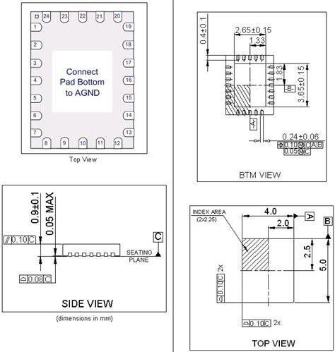 poe layout guidelines pd69101ilq tr microsemi