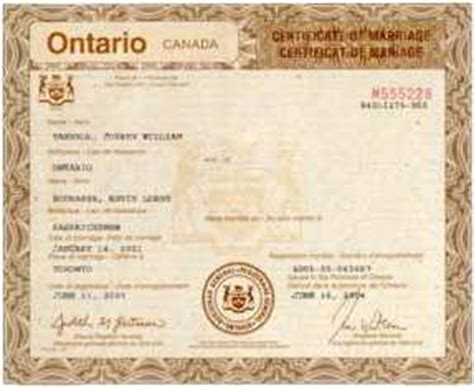 How To Find Marriage Records In Canada Marriage Certificate Authentication Apostille Canada